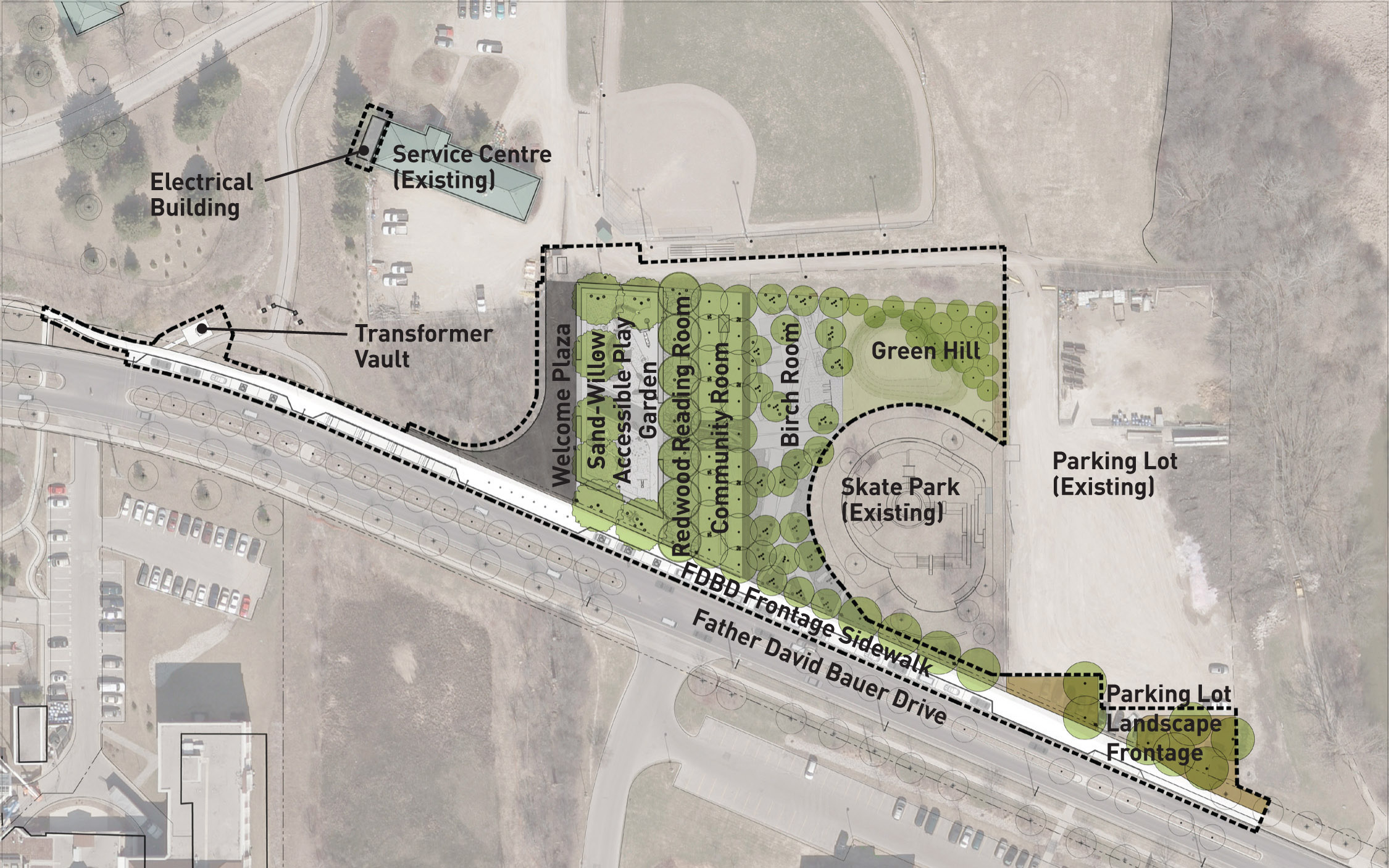 Waterloo Park upgrades approved