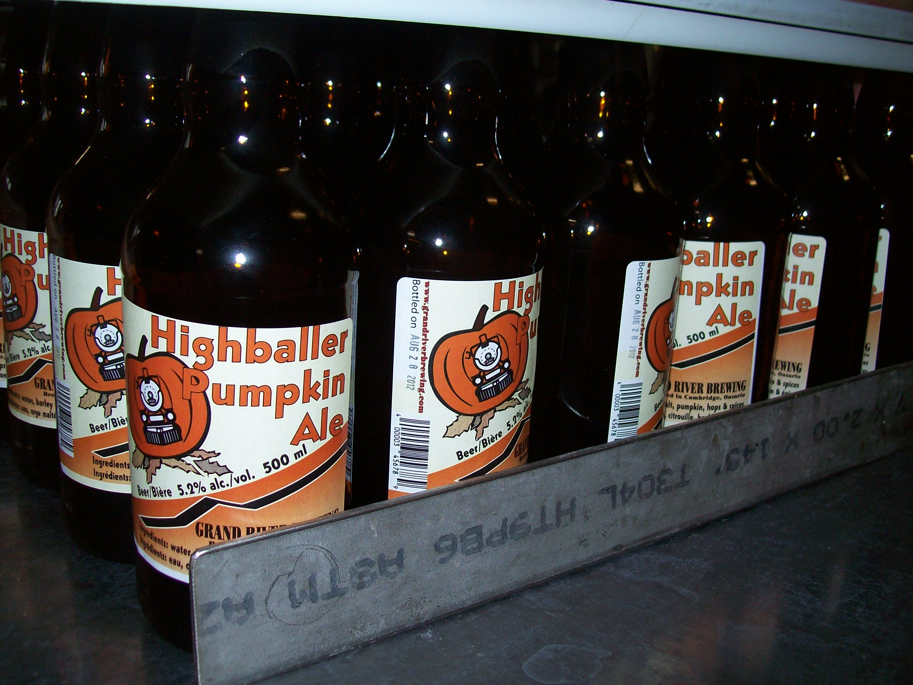 Bearface on Beer: Pumpkin Ales
