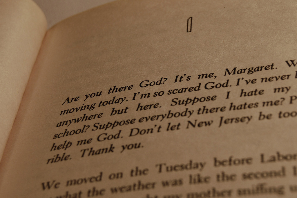Sexplanations: Judy Blume is my hero