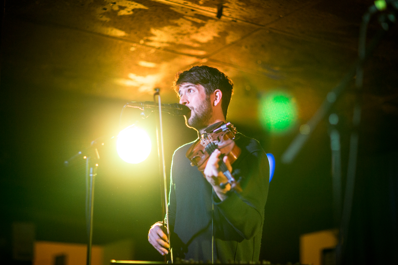 OWEN PALLETT TALKS ART AND COMMUNITY