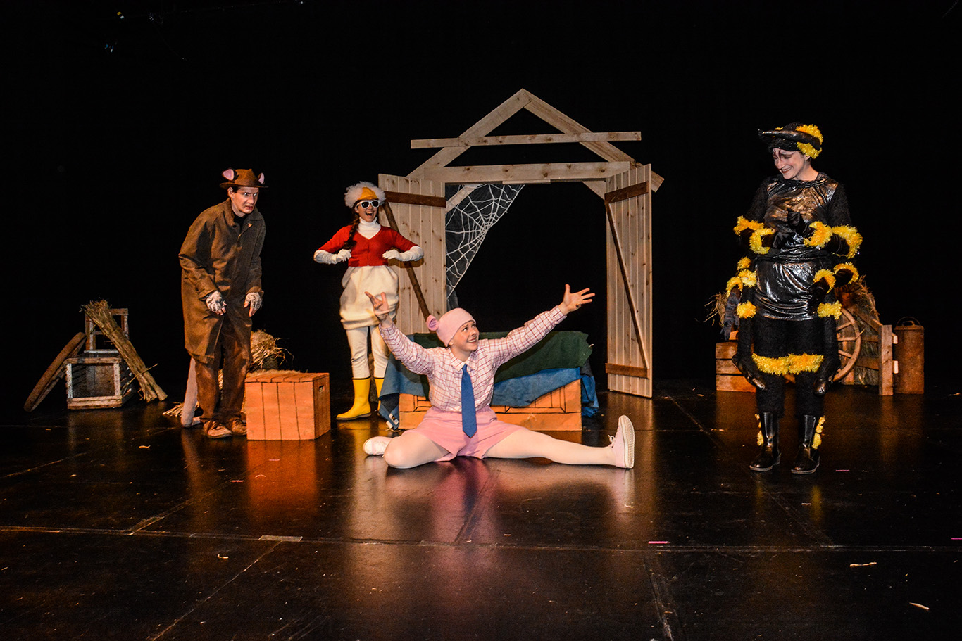 Charlotte's Web Spins Tale of Friendship