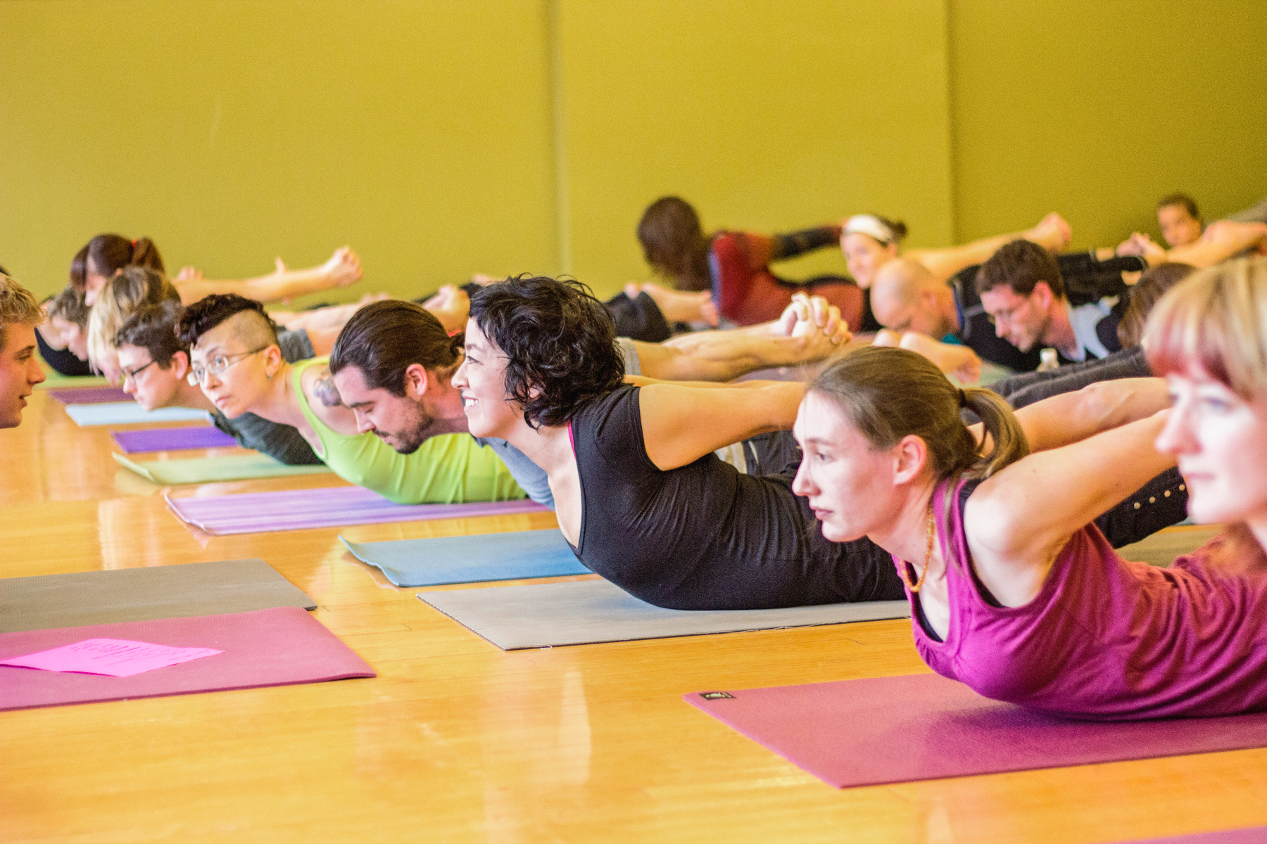 On Yoga, And Teaching What Wasn't Ours