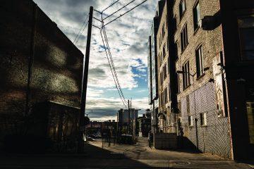 If Street Could Talk:  Halls Lane, Downtown Kitchener