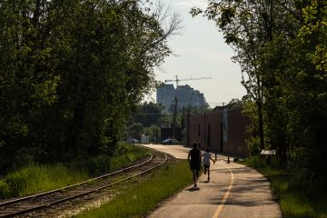 Real Bike Trails Make Drivers Happy, Too