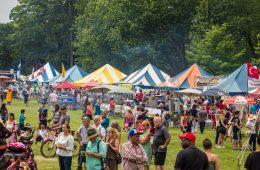 Multicultural Festival, Kitchener's Victoria Park