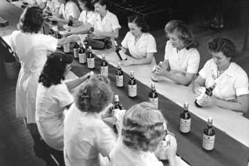 Seagrams Whisky: A Brief and Partial History