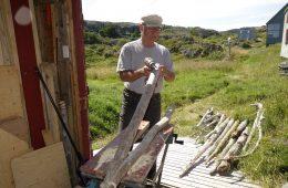'Artin Around Waterloo and Newfoundland
