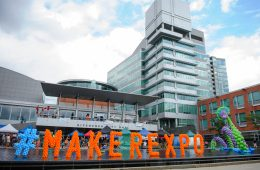 Maker Expo Mixes Art & Technology