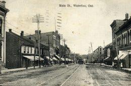 """Rebuilt WR: """"Main Street,"""" Uptown Waterloo"""
