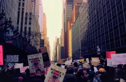 Marching for Hope & Justice