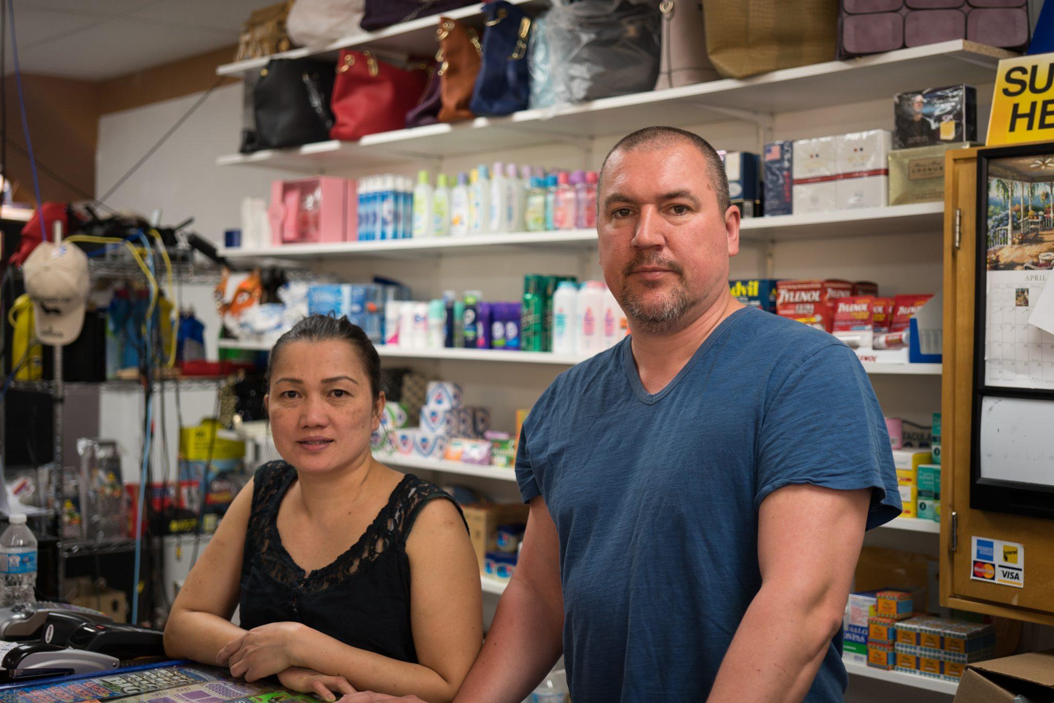 J and P Store is Community Cornerstone