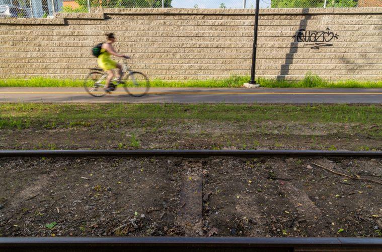 Easy Being Green: Navigating KW's Bike Lanes
